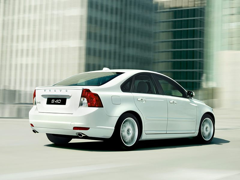 Тех. обслуживание Volvo S40